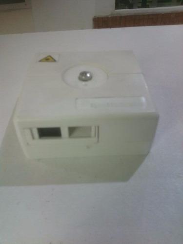 caja ob plastica tyco electronics para fibra optica