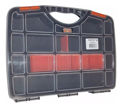 caja organizador bahco 4750ptb31a gavetero plastico maletin