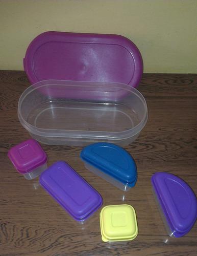 caja organizador hermetica material bisuteria