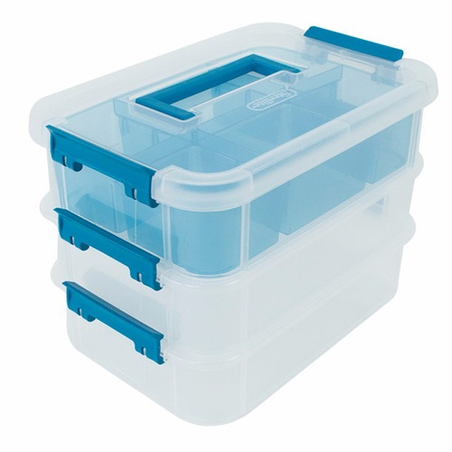 caja organizadora 3 niveles