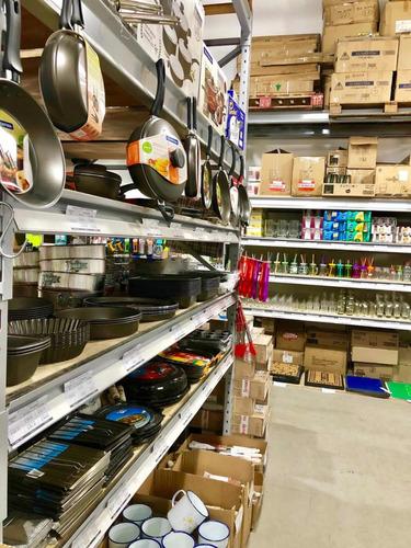 caja organizadora con traba y tapa plástica