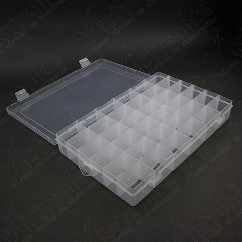 caja organizadora de 36 compartimientos