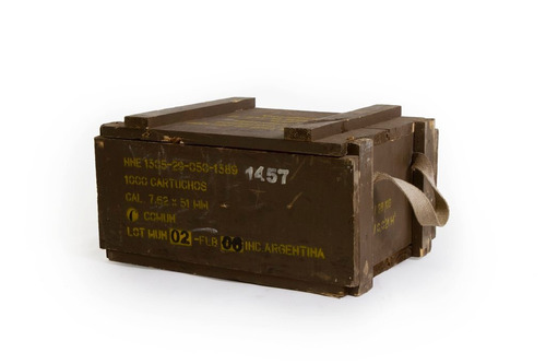 caja organizadora de madera xs apilable.