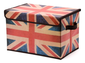 Caja Decorativa Juguetes Organizadora Plegable 38x25 Zapatos qUMVGzjSLp
