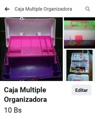 caja organizadora multilple fashion