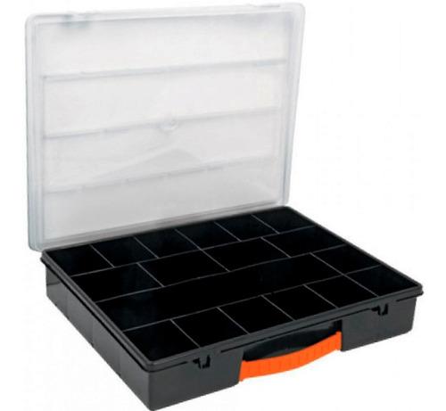 caja organizadora plastica 18 compartimientos truper g p