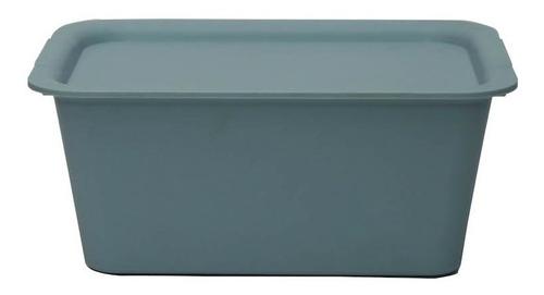 caja organizadora plástica con tapa