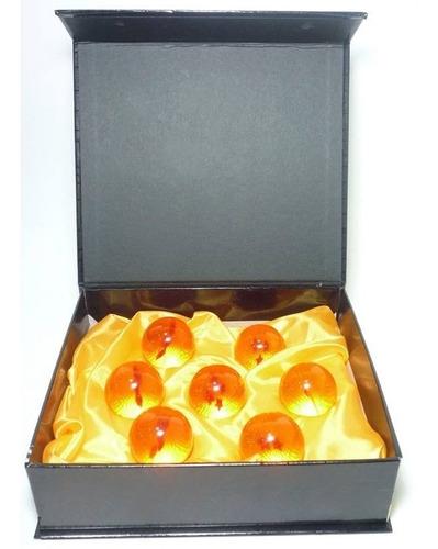 caja original kit 7 esferas de dragon ball z inc iva y garan