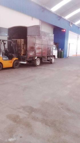 caja paquetera amplia para camion
