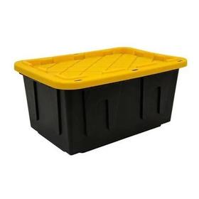 Caja Para Almacenaje Organizador 27 Galones/102 Litros