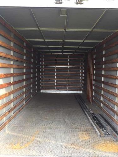 caja para camión