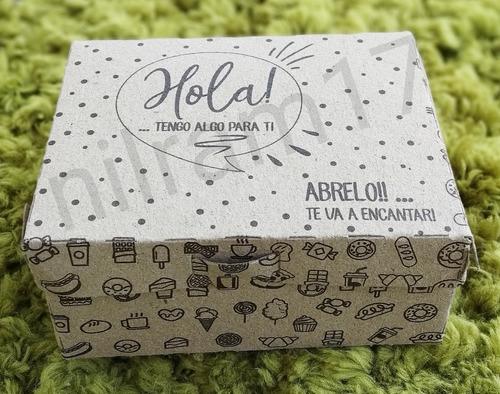 caja para dulces #3