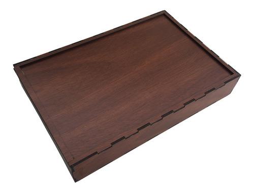 caja para fotos y pendrive - portapendrive - caja fotografia