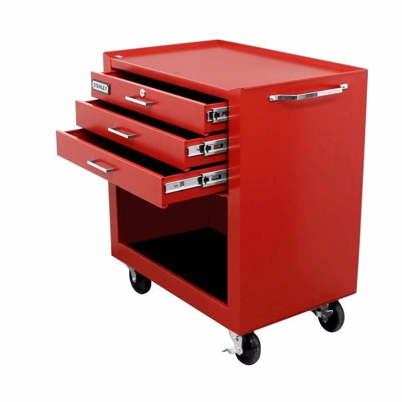 Caja para herramienta stanley 4 cajones con ruedas - Caja herramientas con ruedas ...