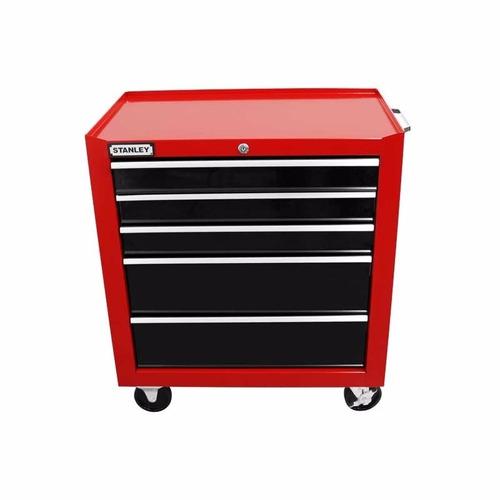 Caja para herramienta stanley 5 cajones con ruedas - Caja herramientas con ruedas ...