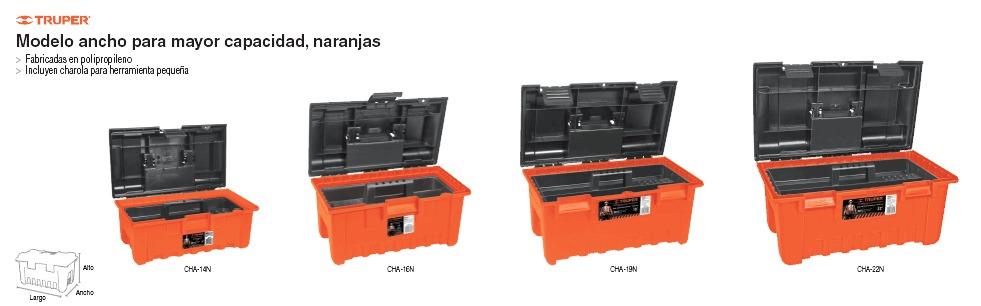 Caja para herramientas 19 pulg truper oferta en - Caja de herramientas precio ...