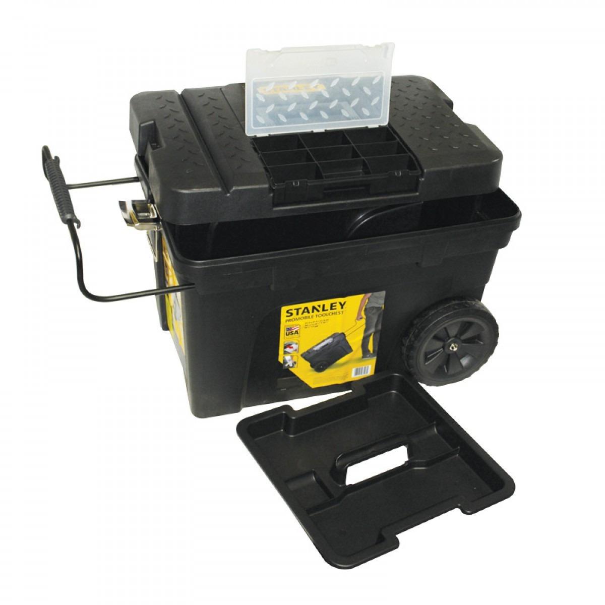 Caja para herramientas con ruedas 033026r stanley 680 - Caja de herramientas stanley ...