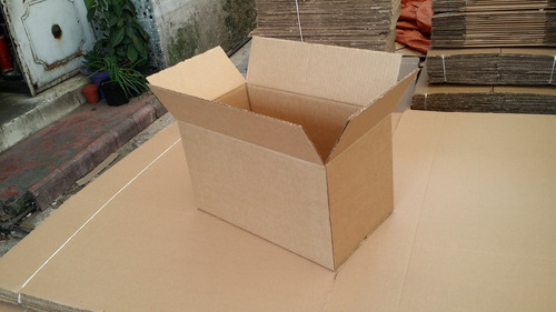 caja para industria