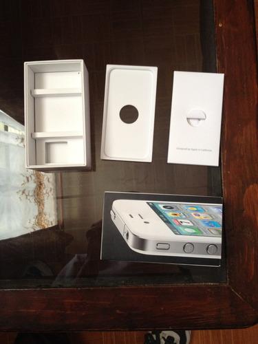 caja para iphone 4 16gb