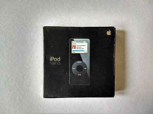 caja para ipod nano primera generación 2gb o 4 gb