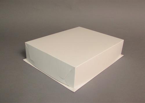 caja para masas 1/2kg c/ 5 divisiones (5,2cm) 25,5x19,5x6 cm (x50 u.) sushi saladitos catering - 014b5 bauletto