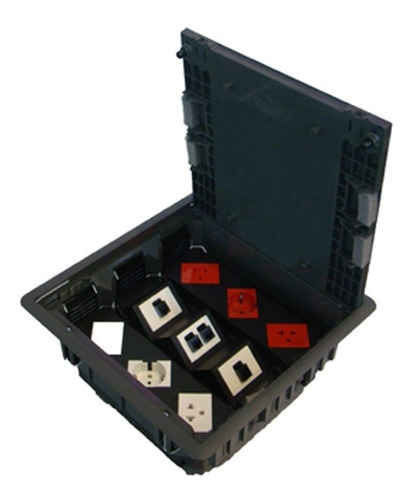 caja para piso tecnico para modulos cambre 1703