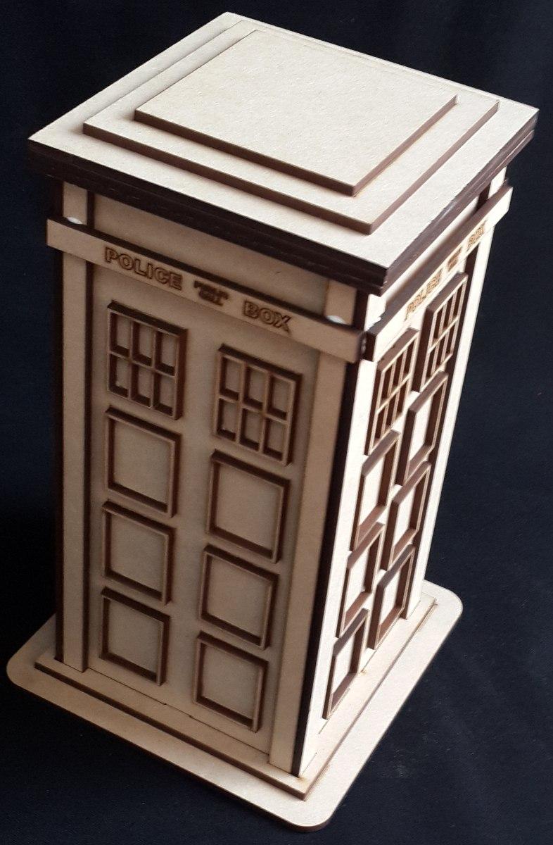 Caja para regalo alcanc a alhajero tipo caseta mdf gmre020 for Regalo muebles usados