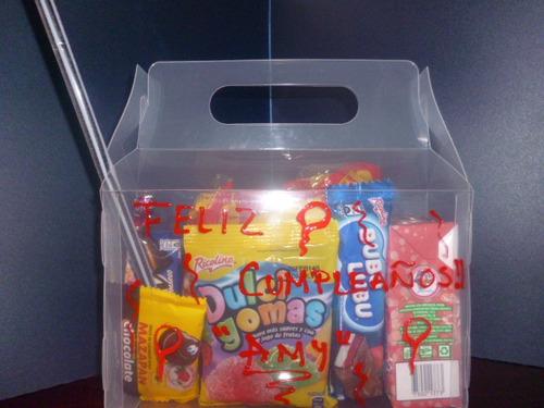 caja para regalo (empaque para tus obsequios)