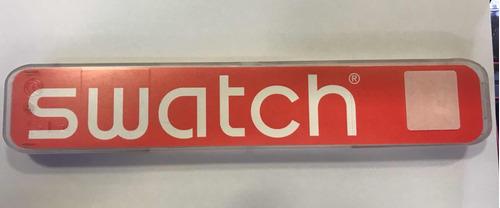 caja para reloj swatch original.