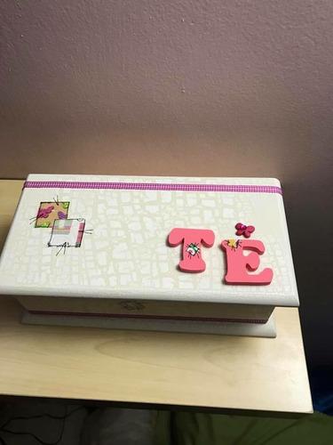 caja para te