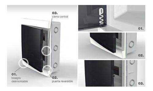 caja para térmicas 12 bocas embutir de pvc  genrod - tofema