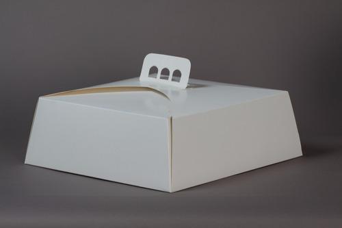 caja para tortas (30x30x10) (pack x 10) excelente calidad.