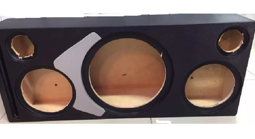 caja para twerter bala medios de 8 pulgadas y 1 bajo 12 pul