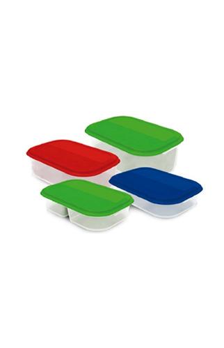 caja picnic 1.5 lts alta 9*13.3*21.5 verde azul y rojo ue*48