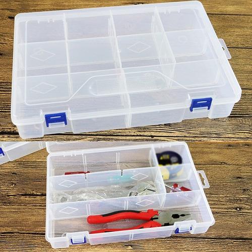 caja plástica 300 x 200 x 60 mm ideal electronica