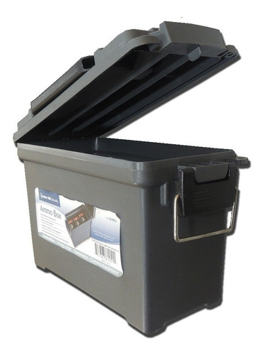 caja plastica reforzada  pesca, herramientas ,nautica
