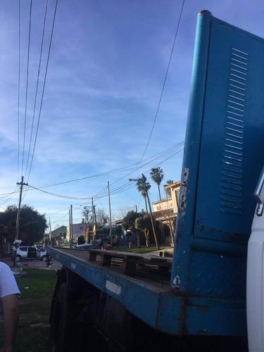caja playa camion metalica 5.68 x 2.5 x 1.6 12pallet