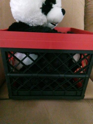 caja plegable de plastico