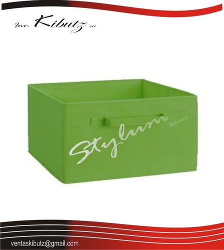 caja plegable organizadora decorativa pequeña