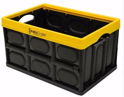 caja plegable organizadora guardatodo instacrate