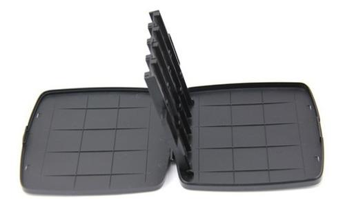 caja porta 24 juegos compatible con nintendo switch