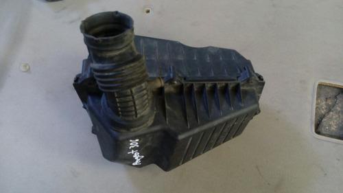 caja porta filtro de aire con manguera peugeot 306