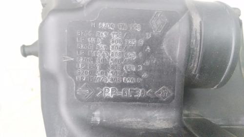 caja porta-filtro de aire renault megane 2 original 04-11