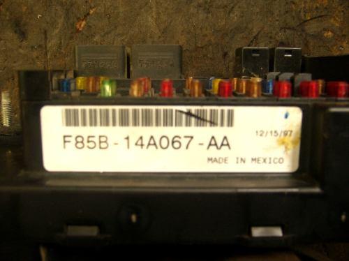 Caja Porta Fusibles Ford F150 39900 en Mercado Libre