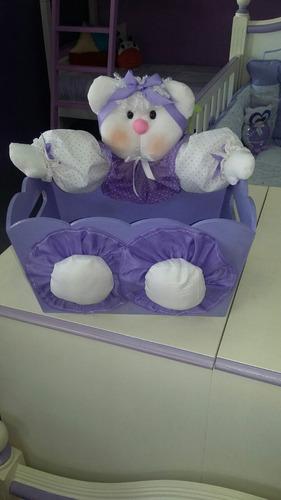 caja portacosmetico  para bebes/niños