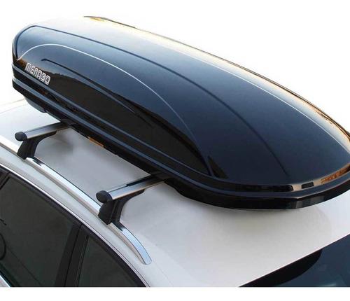 caja portaequipaje auto