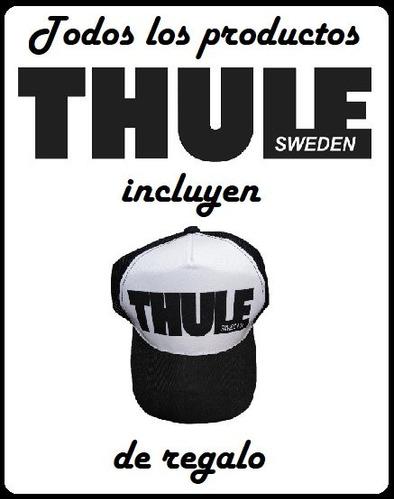 caja portaequipaje thule touring 200 black