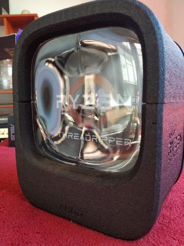 caja procesador ryzen threadripper colección