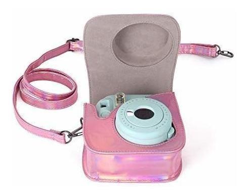 caja protectora phetium compatible con instax mini mini 9 8