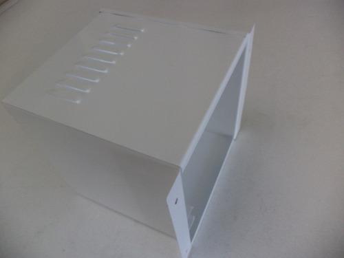 caja protectora sirena - baliza de alarmas